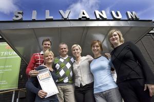 Slutar. Gävle Konstcentrums chef Kirse Junge-Stevnsborg har beslutat att säga upp sig och flytta.Foto: Håkan Selèn