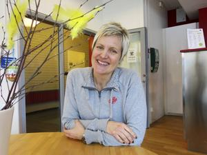 Friskis nya verksamhetschef Cecilia Ahlquist:   – Vi ska stå för träningsglädje, gemenskap och bredd.