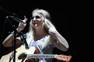 Elin Forsberg sjöng bland annat