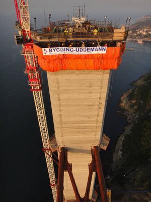 Nu är Borlängeföretaget färdigt med sin del och börjar packa ihop för att lämna Istanbul.