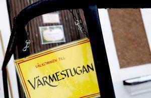 Värmestugan i Östersund kommer delvis vara stängd under september månad.