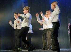 Kulturskolans dansshow Malung. Foto: Anders Mojanis