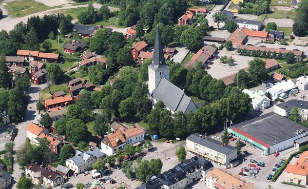 Norbergs kommun har gått från  underskott till en stabil ekonomi, framhåller kommunalrådet Åsa Eriksson.