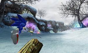 Nej, det lyckas inte för Sonic den här gången heller.