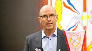 Tor-Arne Fredheim, tränare i Assyriska