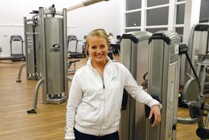 Emma Olsson är platschef i Norrtälje.