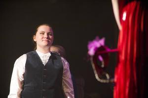 Ellen Bäckman spelar rollen som Romeo.