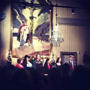 Julkonsert i Högbo kyrka för sjätte året