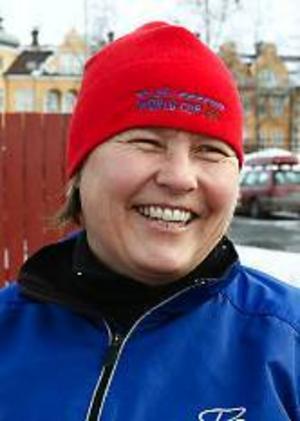 Gertrud Olofsdotter, 56 år, Östersund:–Jag firar sällan sådana där dagar. Men de kanske behövs.