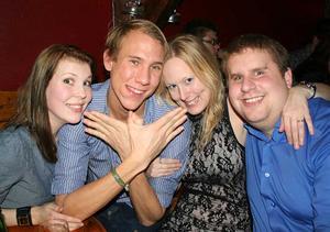 Konrad. Evve, Kenny Örnen, Marie och Kocken
