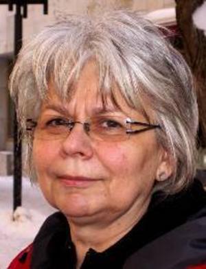 Karin Örnfjäll, 54 år, Östersund:– Det spelar ingen roll. Det finns mycket annat som är viktigare att bry sig i och försöka påverka, klimatet och miljön till exempel.