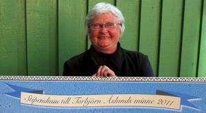 Magdalena Filipsspn fick stipendiet på 20 000 kronor.