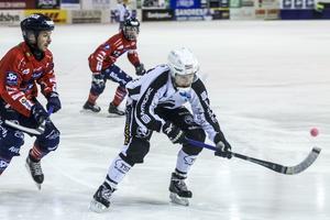 Hans Andersson och Linus Forslund.