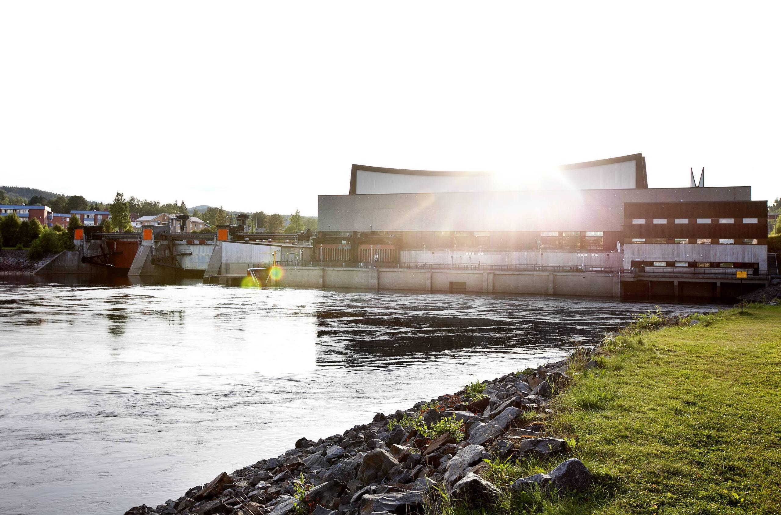 Sydkraft saljer vattenkraftverk