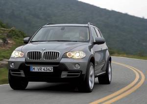 BMW X5 xDrive 25d.Foto: BMW