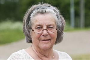 – Ingen enda har kritiserat mig för att jag gått med i Sverigedemokraterna.Aina Lööv från Bergsjö om omgivningens reaktioner.