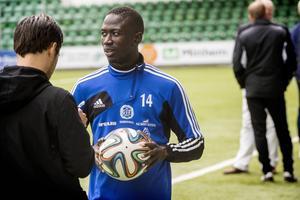 Kan Hammarby bli nästa klubbadress för Pa Dibba?