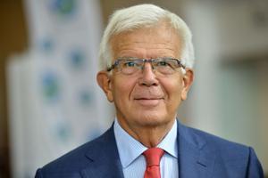 Kristdemokraternas förre partiledaren Alf Svensson kom in i riksdagen tack vare partiets valsamverkan med C.