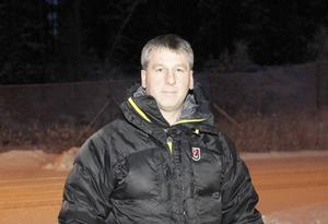 Jägareförbundets ordförande i Gävleborg, Johan Lundberg.