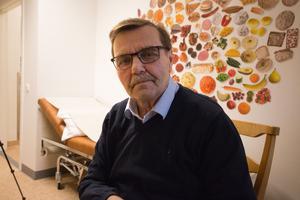 Lauri Aho mår bra och lever ett normalt liv trots att han har haft diabetes typ 2 i 15 år.