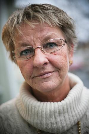 Carina Asplund (C), kommunalråd.