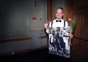Årets domare, Joakim Nilsson.