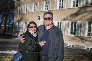 1995 valde Anita och per Dahlgren att lämna huset i Stockholm för att flytta in i villan i Ljusne. I dag kan de det mesta om husets historia.