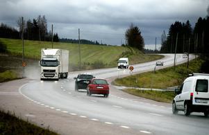 E14 kan i framtiden flytta norrut, till Timmervägen.