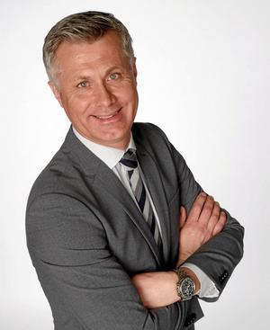 Anders Hagström (KD), ordförande i byggnadsnämnden.