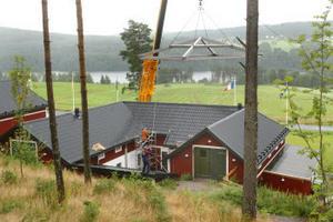 Slutstation för taket är Östanskärs Jakt och konferens center.