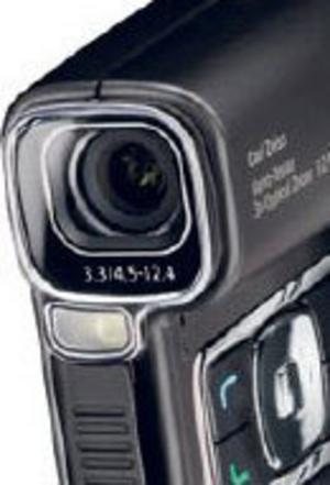 Nokias 12-megapixelmobil ska få optisk zoom