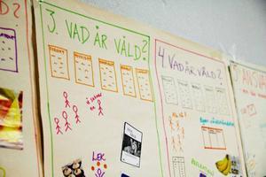 Hos Centrum för våld och Trappan får barn som upplevt och varit utsatta för våld berätta för en vuxen vad de faktiskt varit med om och få hjälp att bearbeta det.
