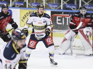 Emil Fahlander lämnar Sundsvall Hockey för Visby Roma.