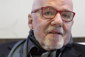 Paulo Coelho, troligen en av världen mest bästsäljande författare.