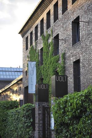 Volt ligger i ett före detta elverk och har under flera år varit en av Berlins bästa restauranger.   Foto: Anders Pihl