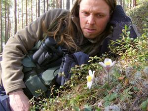 Sebastian Kirppu får hederspriset för sina insatser inom miljöarbetet.