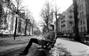 Håkan Hellström tolkas på Magasinet, och sedan kommer han i egen hög person. Foto: JESSICA GOW / SCANPIX