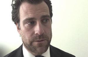 Advokat Jonas Granfelt.