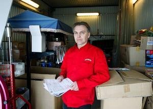 – Kommunen har lovat att ändra fakturorna men när de nya kommit är bara en smärre justering gjord, säger Tony Persson.