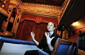 Vårens sensation. Mia Winge har regisserat en Tranströmerföreställning som kommer på exklusivt Gävlebesök.