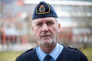 Det manliga vittne som polisen vill komma i kontakt med är inte misstänkt för något brott uppger polisens presstalesperson Mikael Hedström. Foto: Erik Wikström