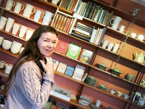 Aino Calmeyer var med och startade Lättings.    – Deras verksamhet är viktig för alla åldrar, så jag hoppas det löser sig, säger hon.