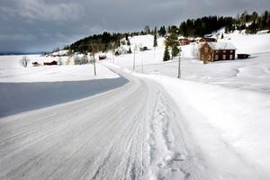 Byn består av tre delar, Östra Laxviken, Västra Laxviken och den lite mer diffusa benämningen