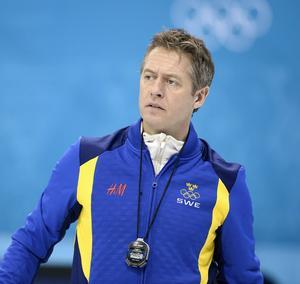 Peja Lindholm vid OS i Sotji, i februari 2014. Foto: TT