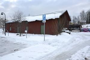 Här ska en ny parkering byggas för att täcka det ökade parkeringsbehovet.