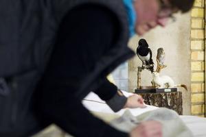 Inredningsdesigern Anna Hansers Rutäng lämnar inget åt slumpen.
