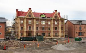 Om det går som kommunen vill ska det här Tullhuset härbärgera både Magoo och en skärgårdsrestaurang.
