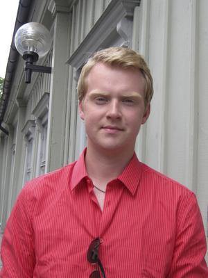 Mikael Sandmark.