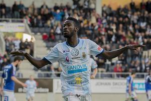 Dioh Williams stod för det största lyftet när Gefle IF flyttade in på allvar i sin nya arena. Han gjorde det mesta rätt när GIF vann mot Sundsvall med 3–1 efter mål av Bertilsson, Williams och Oremo.