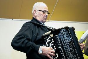 Det bjöds även på musikunderhållning - här är det Edsbykvintetten som spelar.